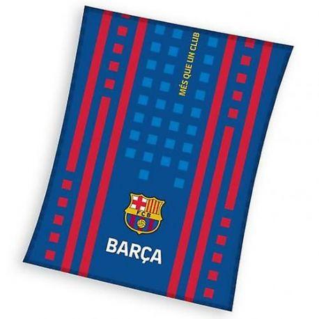 Koc polarowy FC Barcelona (110x140 cm) FCB192032
