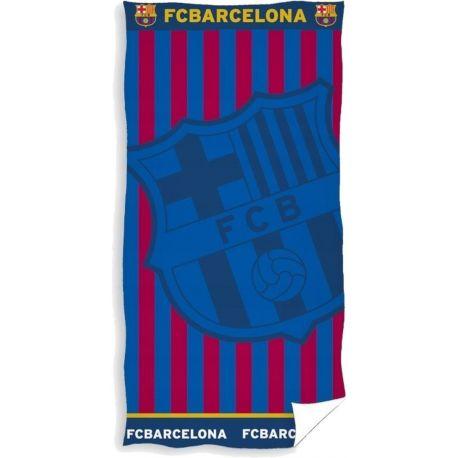 Ręcznik FC Barcelona (85x160 cm) żakardowy 85x160cm FCB171123