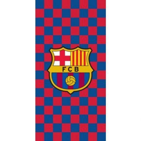 Ręcznik FC Barcelona (70x150 cm) welurowy FCB192021-R