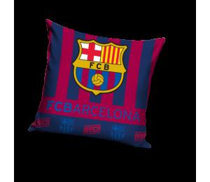 Poszewka FC Barcelona bawełniana 40x40 cm FCB8018