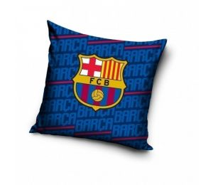 Poduszka (poszewka + wkład) FC Barcelona 40x40 cm FCB8007-POSZ