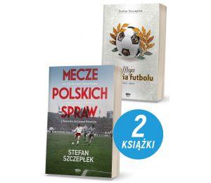 Pakiet: Mecze polskich spraw + Moja historia futbolu. T. 1. Świat (MK)