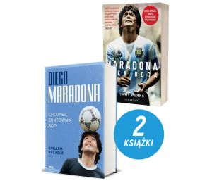 Diego Maradona. Chłopiec, buntownik, bóg + Ręka Boga
