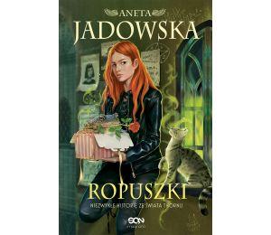 Okładka książki Ropuszki. Niezwykłe historie ze świata Thornu w księgarni sportowej Labotiga