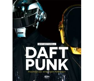 Daft Punk. Podróż do wnętrza piramidy
