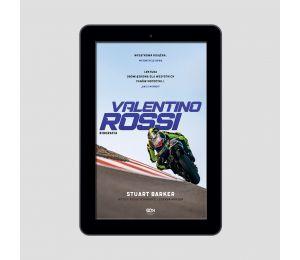 Okładka e-booka Valentino Rossi. Biografia w księgarni sportowej Labotiga