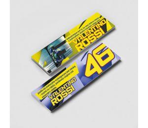 Zakładka kartonowa do książki Valentino Rossi