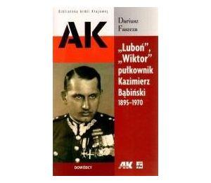 Luboń, Wiktor pułkownik K. Bąbiński 1895-1970