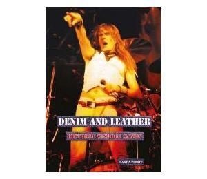 Denim and leather. Historia zespołu Saxon
