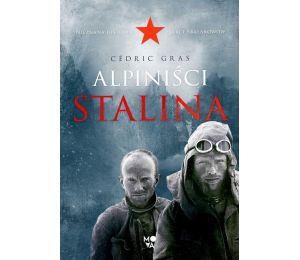Okładka książki Alpiniści Stalina w księgarni sportowej Labotiga