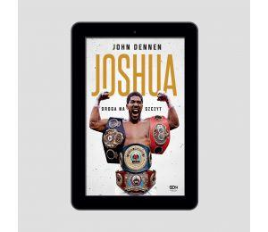 Okładka e-booka Joshua. Droga na szczyt (Wydanie II) w księgarni sportowej Labotiga
