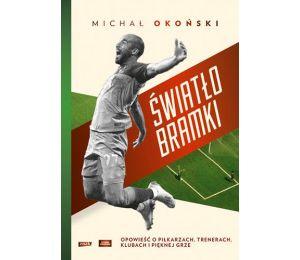 Okładka książki Światło bramki w księgarni sportowej Labotiga