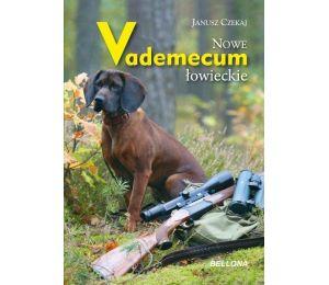 Okładka książki Nowe vademecum łowieckie w księgarni sportowej Labotiga