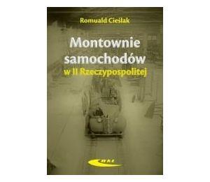 Montownie samochodów w II Rzeczypospolitej