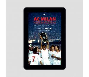 Okładka e-booka AC Milan. Nieśmiertelni. Historia legendarnej drużyny w księgarni sportowej Labotiga