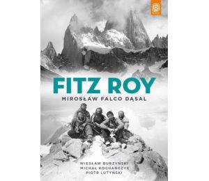 Okładka książki Fitz Roy w księgarni sportowej Labotiga