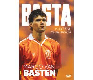 Okładka książki Basta. Moje życie, moja prawda w księgarni sportowej Labotiga