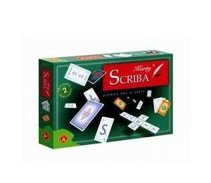 Karty Scriba. Słowna gra w karty ALEX