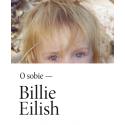 (Wysyłka ok. 7.05) Billie Eilish. O sobie