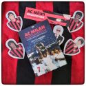AC Milan. Nieśmiertelni + 5 zakładek AC Milan z piłkarzami