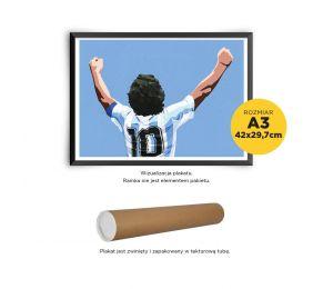 Plakat Diego A3 (w tubie)
