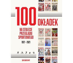 Okładka książki 100 okładek na stulecie Przeglądu Sportowego w księgarni sportowej Labotiga