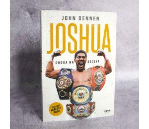 Okładka książki Joshua. Droga na szczyt (Wydanie II) w księgarni sportowej Labotiga