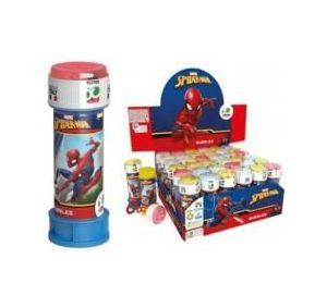 Bańki mydlane 60ml Spider Man (36szt)