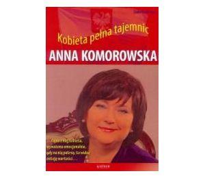 Anna Komorowska. Kobieta pełna tajemnic w.2016