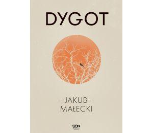 Okładka książki Dygot (Wydanie IV) w księgarni sportowej Labotiga