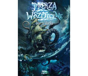 Okładka książki SQN Originals: Morza Wszeteczne w księgarni Labotiga