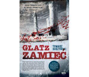Okładka książki Glatz. Zamieć. Dokąd prowadzą ślady w śniegu? w księgarni sportowej Labotiga