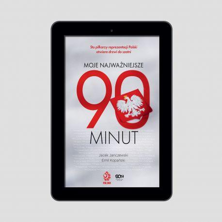 Okładka e-booka Moje najważniejsze 90 minut w księgarni sportowej Labotiga