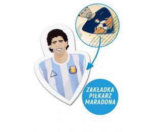 Zakładka kartonowa głowa Diego