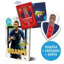 Mbappe (zakładka gratis) + Karta do gry Wydarzyło się naprawdę