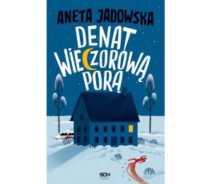 Okładka książki Denat wieczorową porą w księgarni Labotiga