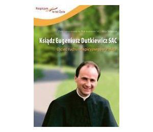 Ksiądz Eugeniusz Dutkiewicz SAC.