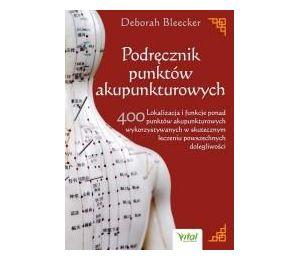 Podręcznik punktów akupunkturowych