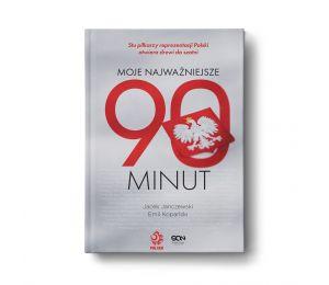 Okładka książki Moje najważniejsze 90 minut w księgarni sportowej Labotiga
