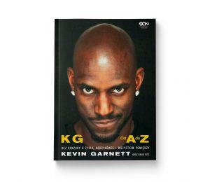 Okładka książki Kevin Garnett. Od A do Z. Bez cenzury o życiu, koszykówce i wszystkim pomiędzy w księgarni Labotiga