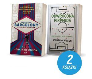 Dziedzictwo Barcelony, dziedzictwo Cruyffa (pocztówki gratis) + Odwrócona piramida