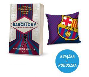 Dziedzictwo Barcelony, dziedzictwo Cruyffa (pocztówki gratis) + Poszewka FC Barcelona