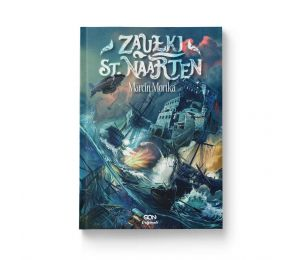 Okładka książki SQN Originals: Zaułki St. Naarten w księgarni sportowej Labotiga