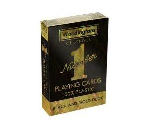 Waddingtons No. 1 Black and Gold