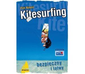 Okładka książki Kitesurfing bezpieczny i łatwy w księgarni sportowej Labotiga