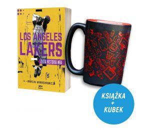 Zdjęcie okładki Los Angeles Lakers. Złota historia NBA. Wydanie II w księgarni sportowej Labotiga