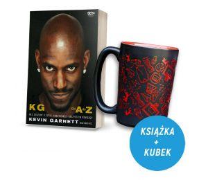Pakiet: Kevin Garnett. Od A do Z + Kubek Koszykarski