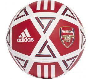 Piłka nożna adidas Arsenal Capitano Home biało czerwona EK4744 adidas