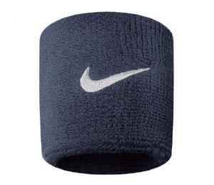 Frotka na rękę Nike Swoosh 2szt NN04416 granatowa Nike