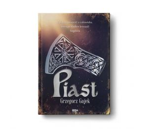 Okładka książki Piast w księgarni Labotiga
